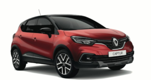 Renault Captur Red Edition